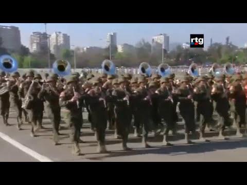 Gran Parada Militar Chile 2014 [completo] 16:9