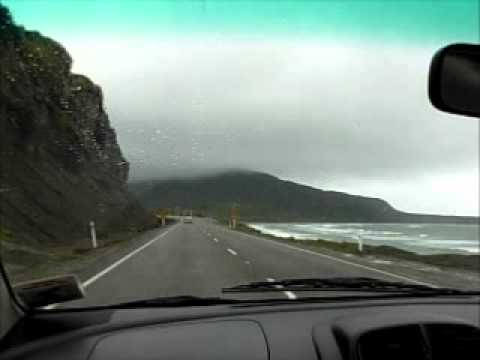 New Zealand Travel Adventure- from Hokitika to Christchurch (Droga od Hokitika do Christchurch)