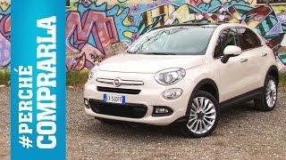 Fiat 500X (1.6 diesel) | Perché comprarla... e perché no