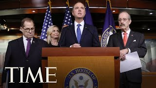 U.S. House Intelligence Committee Holds Open Hearing In Impeachment Inquiry Of Trump | LIVE | TIME