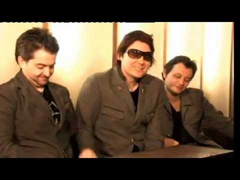 Manic Street Preachers - Interview 2007 Send Away the Tigers