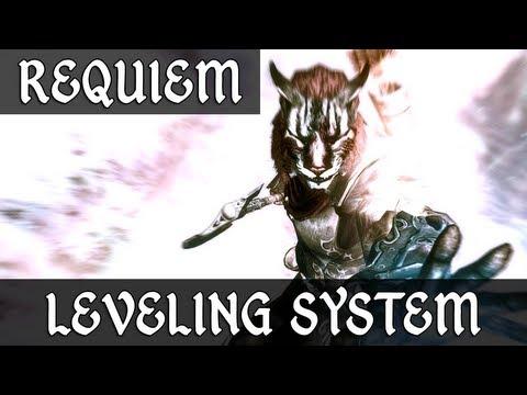 Skyrim Mod: Requiem - Leveling System