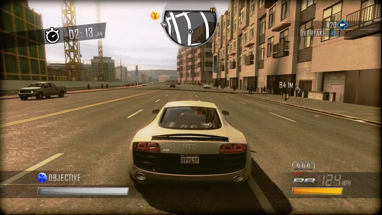 Игра driver san francisco 2