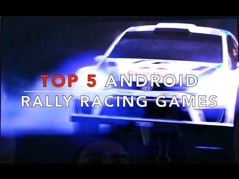 Top 5 Android Rally Racing Games