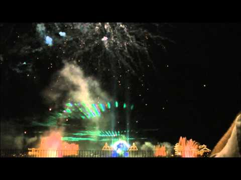 Illuminations Reflections of Earth, Epcot, Walt Disney World (HD 1080p)