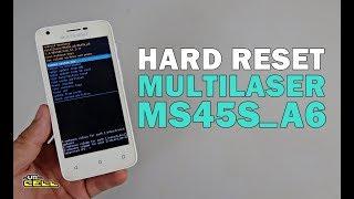 Hard Reset no Multilaser MS45S (Método 1) #UTICell