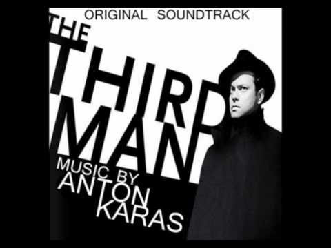 The Third Man - Anton Karas