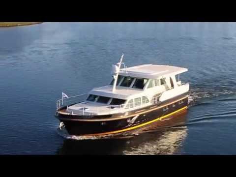 Linssen Yachts Boat show movie