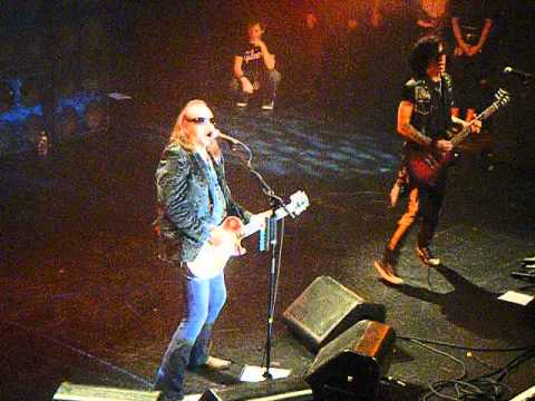 Ace Frehley- 2000 Man - Best Buy, NYC 7-11-2012