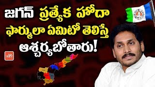 YS Jagan Political Strategy for AP Special Status | Chanrdababu | YSRCP vs TDP