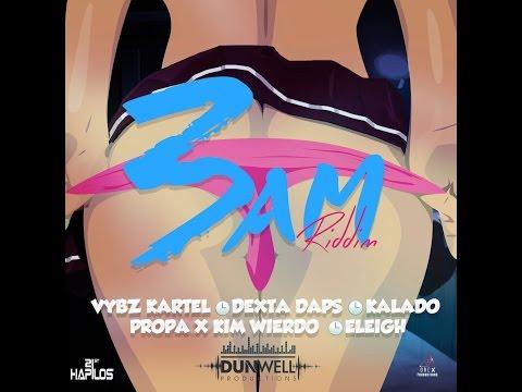 3AM Riddim Mix - Heavy D Chromatic - Dunwell | 21st Hapilos Digital (2015)