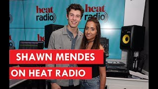 Shawn Mendes talks Harry Potter and his new tattoo!