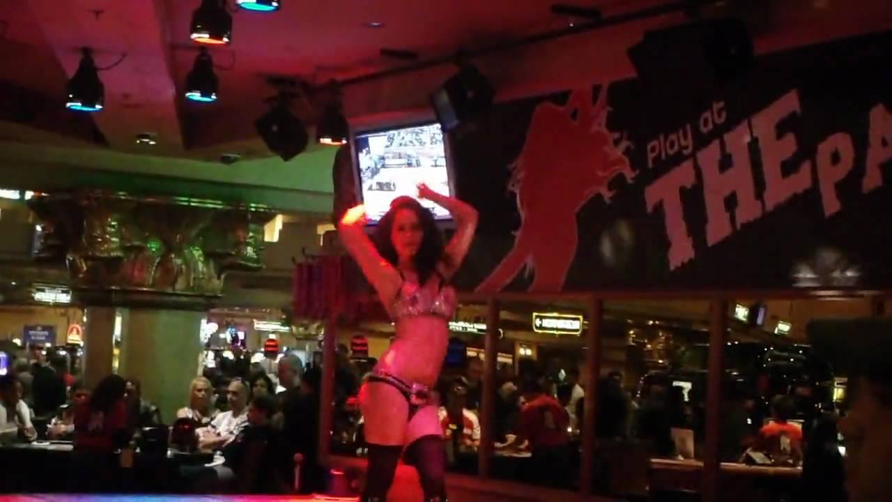 las vegas party pit dancers