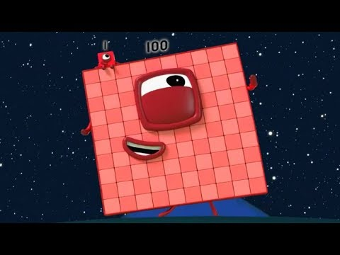 Download Numberblocks 100, 60, 70, 80, 90!!! 5 New Numberblocks Episodes!!! Learn to count! Mp4 baru