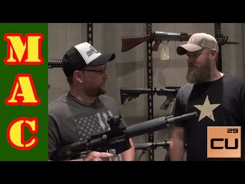 MAC Opens a Gun Shop - Copper Custom