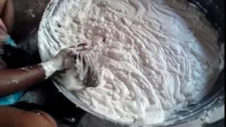 How to keep Cream inside the role, কিভাবে Cream রোল এ Cream ঢোকানো হয় দেখুন