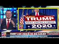 Trump's Got 2020 IN THE BAG Already After Taking ONE Look At These WINNING Numbers