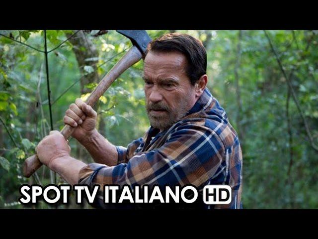 CONTAGIOUS Spot Tv 15'' (2015) - Arnold Schwarzenegger Movie HD