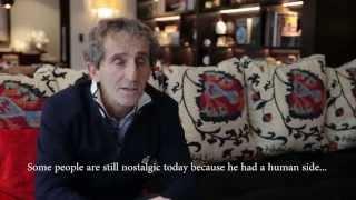 RoadBook Magazine 14 - Alain Prost parle de Senna