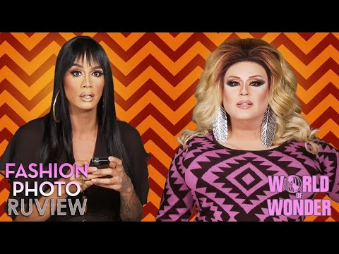 RuPaul's Drag Race Fashion Photo RuView w/ Raja & Delta Work -Thanksgiving