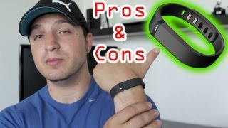 FitBit Flex Review - Pros VS Cons and Features