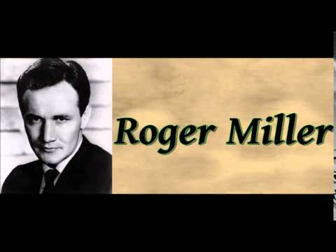 Roger Miller - It Happened Just That Way