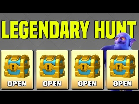 LEGENDARY FROM GOLDEN CHEST?! [ Golden Chests Opening ]