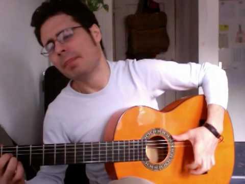 Jorge Castañeda plays Fandangos de Onuba by Manolo Sanlúcar