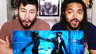 KRRISH 3 trailer reaction review by Jaby & Chuck!