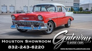 1956 Chevrolet 210 Gateway Classic Cars #1532 Houston Showroom