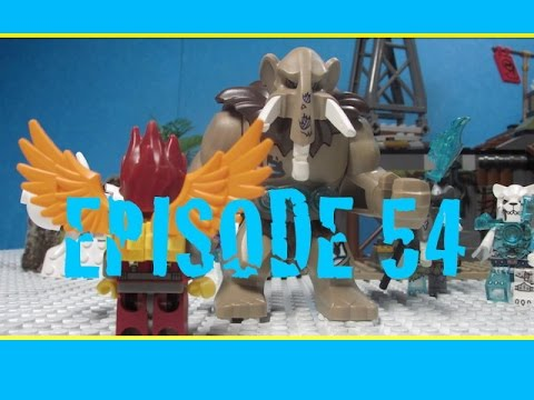 LEGO Chima episode 54 - The Wrath of Sir Fangar