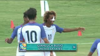 США до 15 : Панама до 15