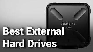 10 Best External Hard Drives 2019 - Do Not Buy External Hard Drive Before Watching - Detailed Review