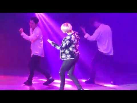 [170311] BTS Jimin - Lie (The Wings Tour Chile)