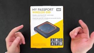 MyPassport SSD - mobile SSD für Fotografen und Filmer Unboxing