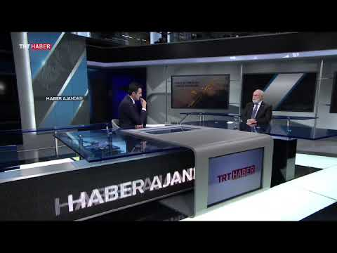 Cumhurbaşkanlığı Başdanışmanı Adnan Tanrıverdi TRT Haber'de