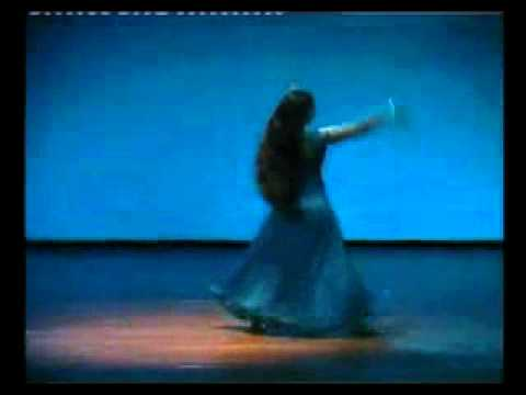 Contemporary And Semi Classical Dance Performance video