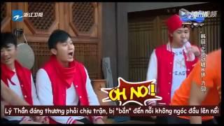 [Vietsub] Nhạc Chế Tiểu Phàm Running Man Chinese