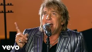 Download Lagu Rod Stewart - Have You Ever Seen The Rain (Official Video) Gratis STAFABAND