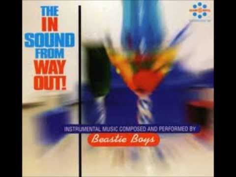 Beastie Boys -the In Sound From Way Out!(full Album)-a=432hz video