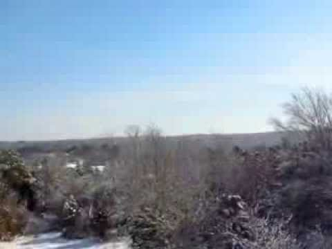 Cape Cod Bird Eye view 2-4-14 At West Barnstable Post Office