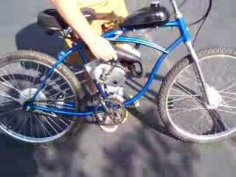 Bikes With Motors On Ebay Motorized bicycle with Italian