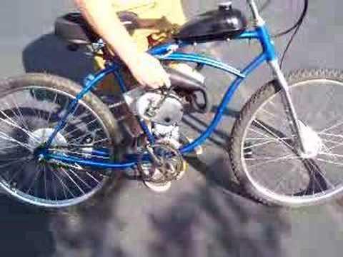 Bikes With Motors On Ebay Motorized bicycle with Italian