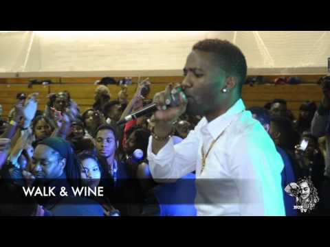 Konshens Live  John Jay College video