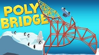 Building Bridges That Should Be Impossible In Poly Bridge