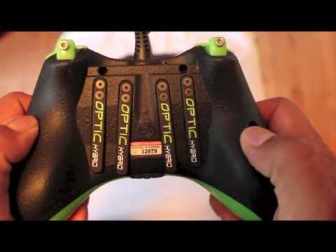 SCUF HYBRID #OpTicHybrid UNBOX review powered by ScufGaming