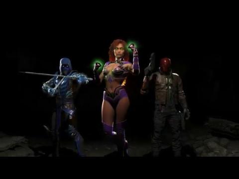 Injustice 2 - Fighter Pack 1 DLC Trailer