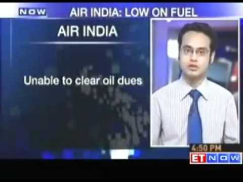 No money for oil, Air India cancels 60 flights