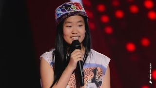 Gemma Sings Roar | The Voice Kids Australia 2014