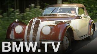 BMW 327. Der Klassiker der 30er Jahre.